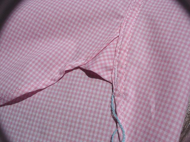 NEW : POST O\'ALLS [NEW Shirt-R ] Gingham SHIRTING !!_a0132147_2284086.jpg