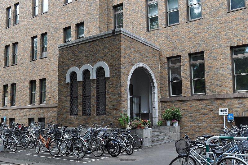 北海道大学環境資源バイオサイエンス研究棟_c0112559_1430429.jpg