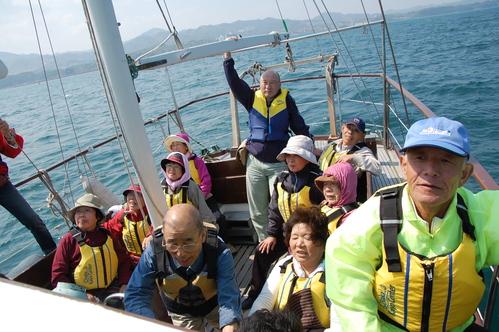 2011年4月度「大人の林間・臨海学校」第2日目_c0108460_17344881.jpg
