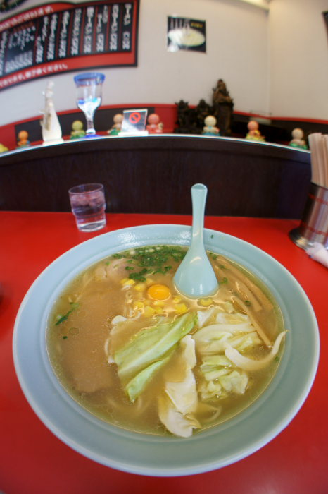 拉麺餃子専門 旭軒 高岡店 & まるまん_a0077663_16533915.jpg