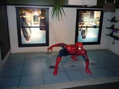 UK~ロンドンで有名人を見学 蝋人形とホームズ_e0195766_1213261.jpg