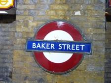 UK~ロンドンで有名人を見学 蝋人形とホームズ_e0195766_1222288.jpg
