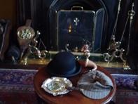 UK~ロンドンで有名人を見学 蝋人形とホームズ_e0195766_1235417.jpg