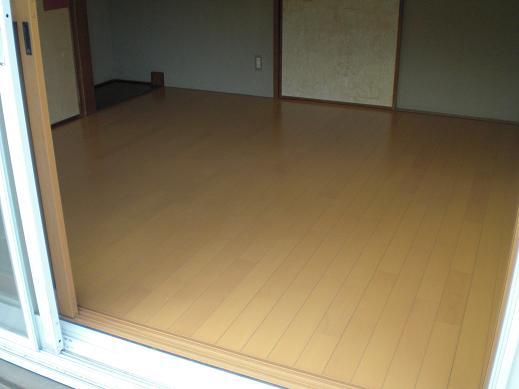 室内改装 ~ 工事が終了しました。_d0165368_5321116.jpg