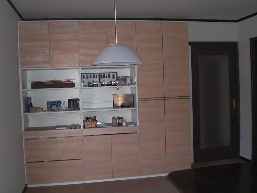 室内改装 ~ 工事が終了しました。_d0165368_5325717.jpg