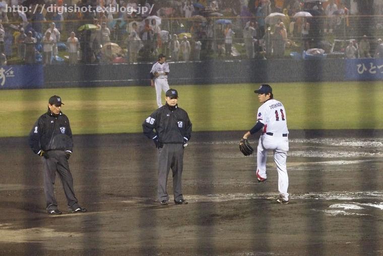 由規投手退団、由くんは当ブログを始めるきっかけとなった選手でした。思い出のフォト!_e0222575_1502993.jpg
