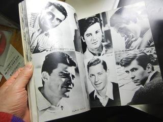 たぶん高校時代に購入した本ですわ.表紙はオードリー・ヘプバーン..._b0194185_234488.jpg