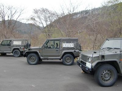 自衛隊の車両!!_b0219993_11514654.jpg