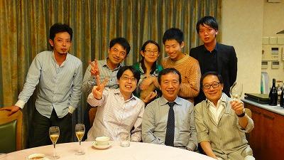 中京病院循環器内科の先生方とのワイン会_a0152501_9493792.jpg