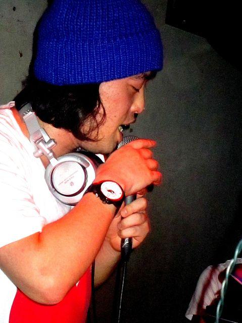 ROCK CRIME SP GUEST DJ - やついいちろう_e0115904_12511940.jpg