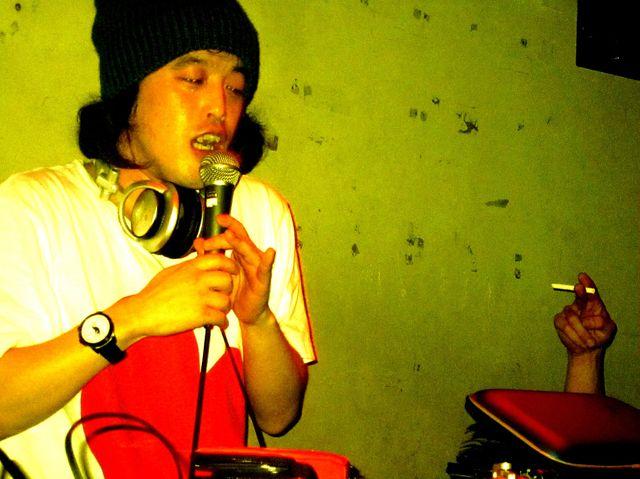 ROCK CRIME SP GUEST DJ - やついいちろう_e0115904_12513059.jpg