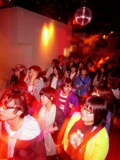 ROCK CRIME SP GUEST DJ - やついいちろう_e0115904_1253027.jpg
