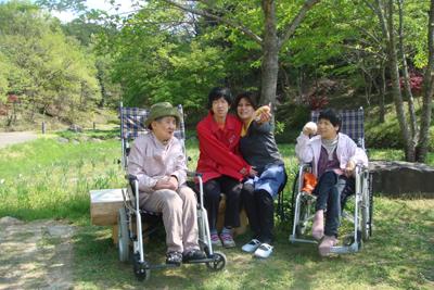 玉城町のアグリ公園へ外出☆_a0154110_16191364.jpg