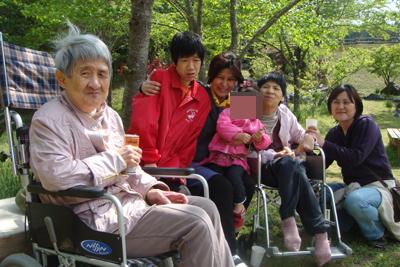 玉城町のアグリ公園へ外出☆_a0154110_16192065.jpg