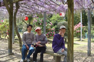 4/28大紀町の野原公園へ外出☆_a0154110_942153.jpg