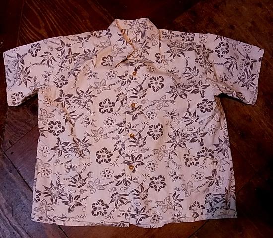 4/30(土)入荷!40'S ALL COTTON HAWAIIAN シャツ!_c0144020_1918954.jpg