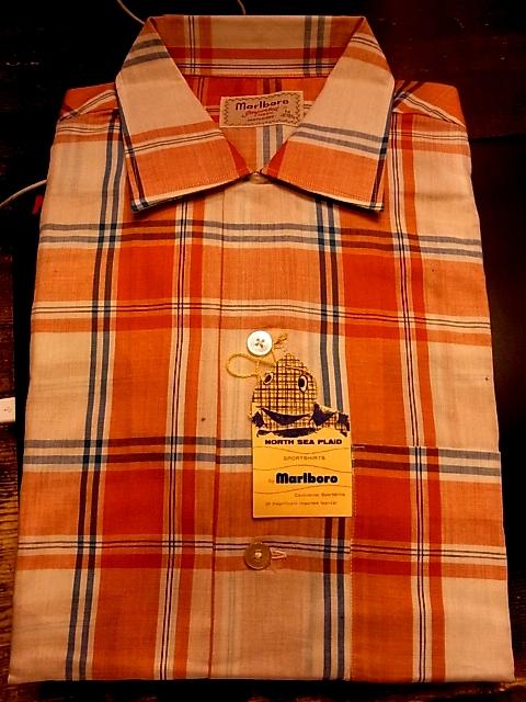 4/30(土)入荷!60'S デッドストックシャツ!_c0144020_19255296.jpg