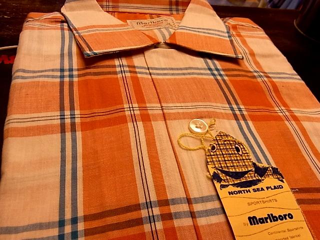 4/30(土)入荷!60'S デッドストックシャツ!_c0144020_19255652.jpg