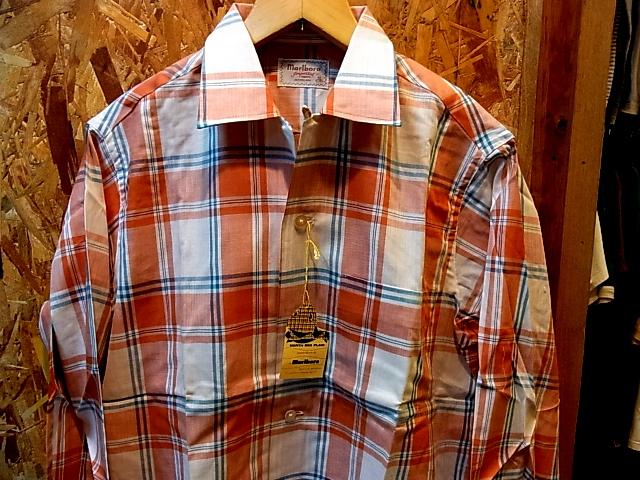 4/30(土)入荷!60'S デッドストックシャツ!_c0144020_19255758.jpg