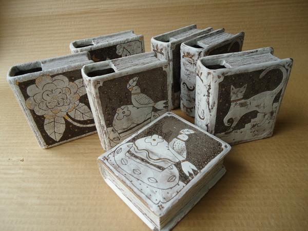 CHIZURU FURUKAWA   CERAMICS ART展_a0197730_0383367.jpg