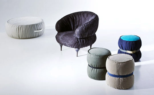 "Moroso for Diesel ""Chubby Chic"" Furniture Collection_a0118453_10222594.jpg"