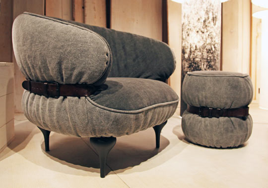 "Moroso for Diesel ""Chubby Chic"" Furniture Collection_a0118453_10223025.jpg"
