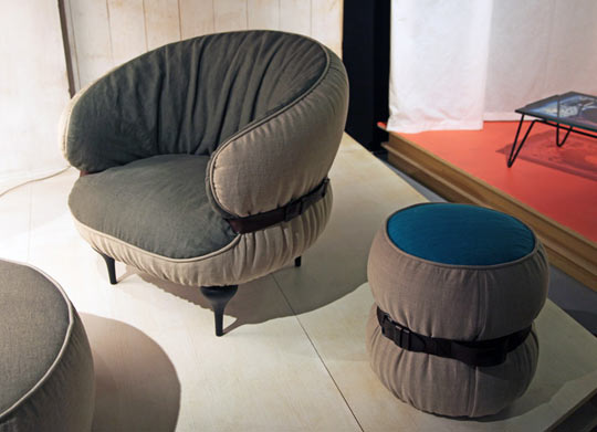 "Moroso for Diesel ""Chubby Chic"" Furniture Collection_a0118453_1022439.jpg"