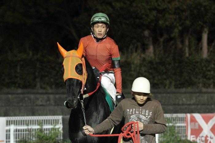2011年4月23日(土) 高知競馬 9R B-3_a0077663_7225923.jpg