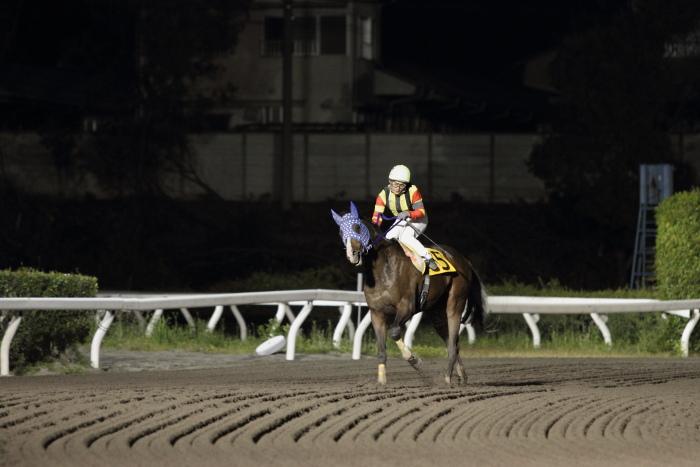 2011年4月23日(土) 高知競馬 9R B-3_a0077663_7243866.jpg