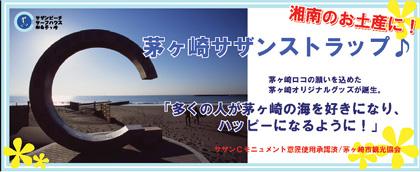 茅ヶ崎サザン土産(おみやげ)グッズ   @震災復興支援チャリティーイベント「ちがさき産業フェア2011」_f0089978_0175314.jpg