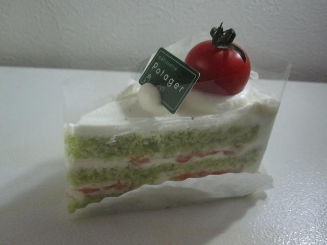 野菜ケーキ/中目黒 ポタジエ_c0222907_1891566.jpg