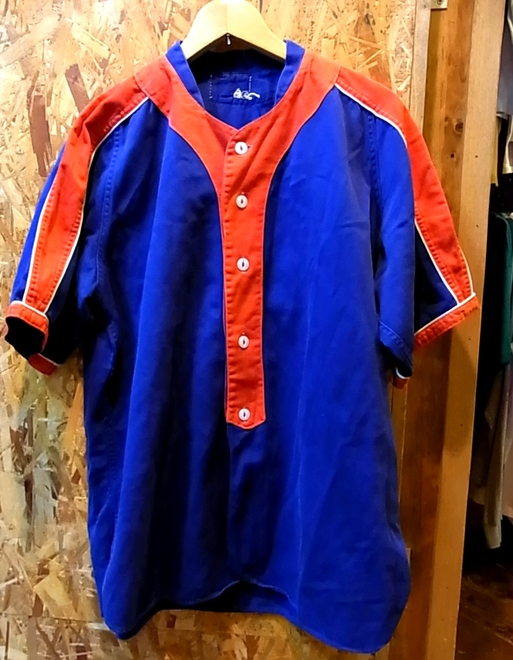 5月1日(日)入荷!30-40'S BASE BALL SHIRTS!_c0144020_17464427.jpg