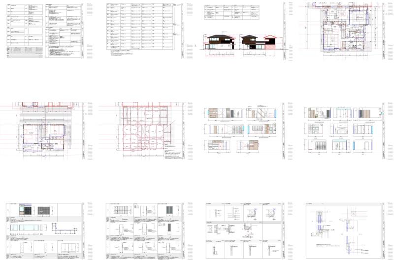 S-House 実施設計、ほぼ完成で〜す!_f0165030_515628.jpg