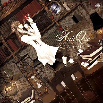 Asriel LIVE「NOIR LABYRINTH」先行チケット販売のお知らせ!_e0025035_135786.jpg