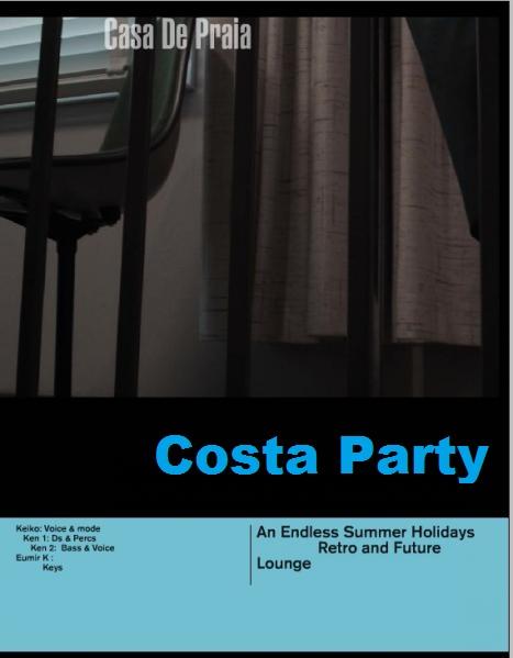 4月30日(土)ナイトイベント『Costa Party』_a0083140_1682375.jpg