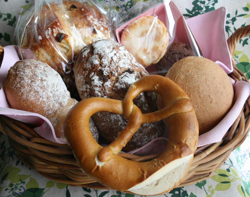 イースターの羊  日本橋浜町のドイツパン タンネ_f0082141_248234.jpg
