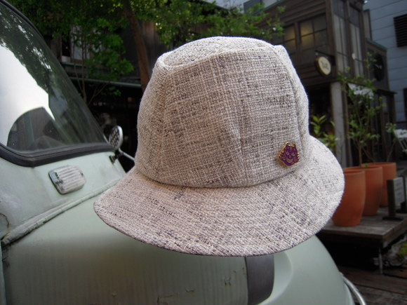 E-ZOO.SS.コレクション.「ENTERTAINMENT」 ZF-283 BALL HAT_d0189661_1615204.jpg