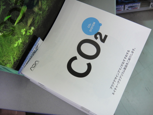 Do!aqua CO2スターターキット 入荷しました!!_e0181866_9175159.jpg