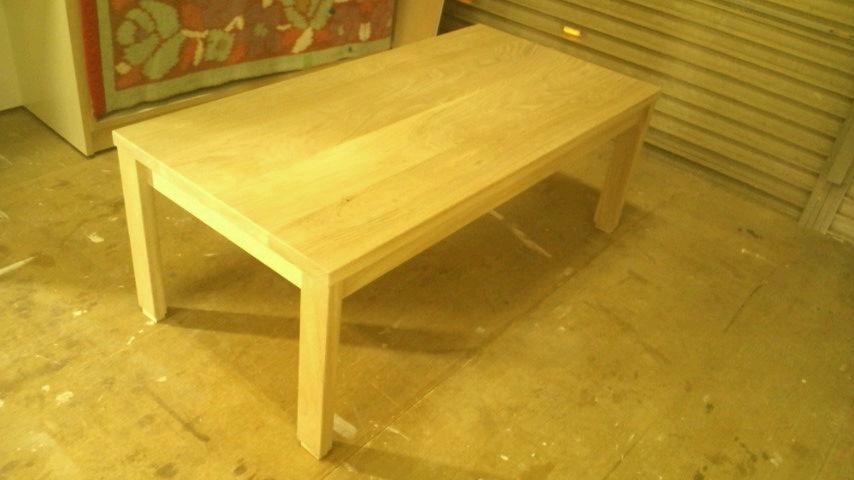 テーブル ホワイトオーク_b0145777_1234371.jpg