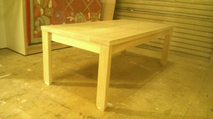 テーブル ホワイトオーク_b0145777_1234386.jpg