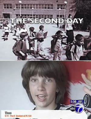 14歳の少年が作った9・11テロのドキュメンタリー映画から学ぶ精神的ショックからの立ち直り方_b0007805_2372745.jpg