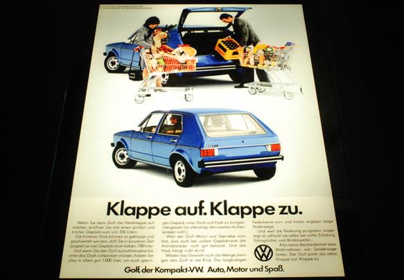 自動車の町 Wolfsburg で使われているフォントは_e0175918_1722115.jpg