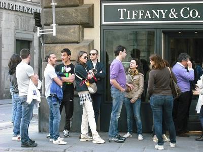 フィレンツェおすすめのジェラテリアは…地元客でにぎわうココです!_a0172661_2432814.jpg