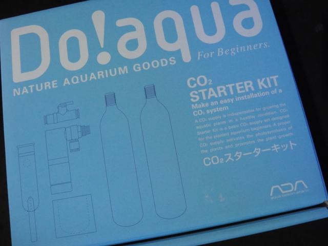 Do!aqua CO2スターターキット 入荷しました!!_e0181866_1137247.jpg