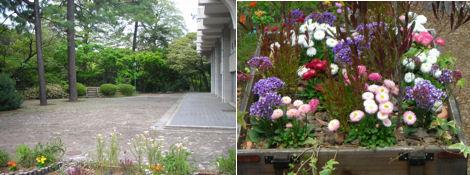 メーデーは雨模様・庭園美術館見学記_d0183174_91232100.jpg
