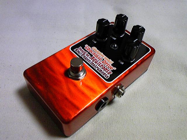 "Soul Power Instruments ""Chocolate Drive"" (Adultronix champion model)_e0052576_22185693.jpg"