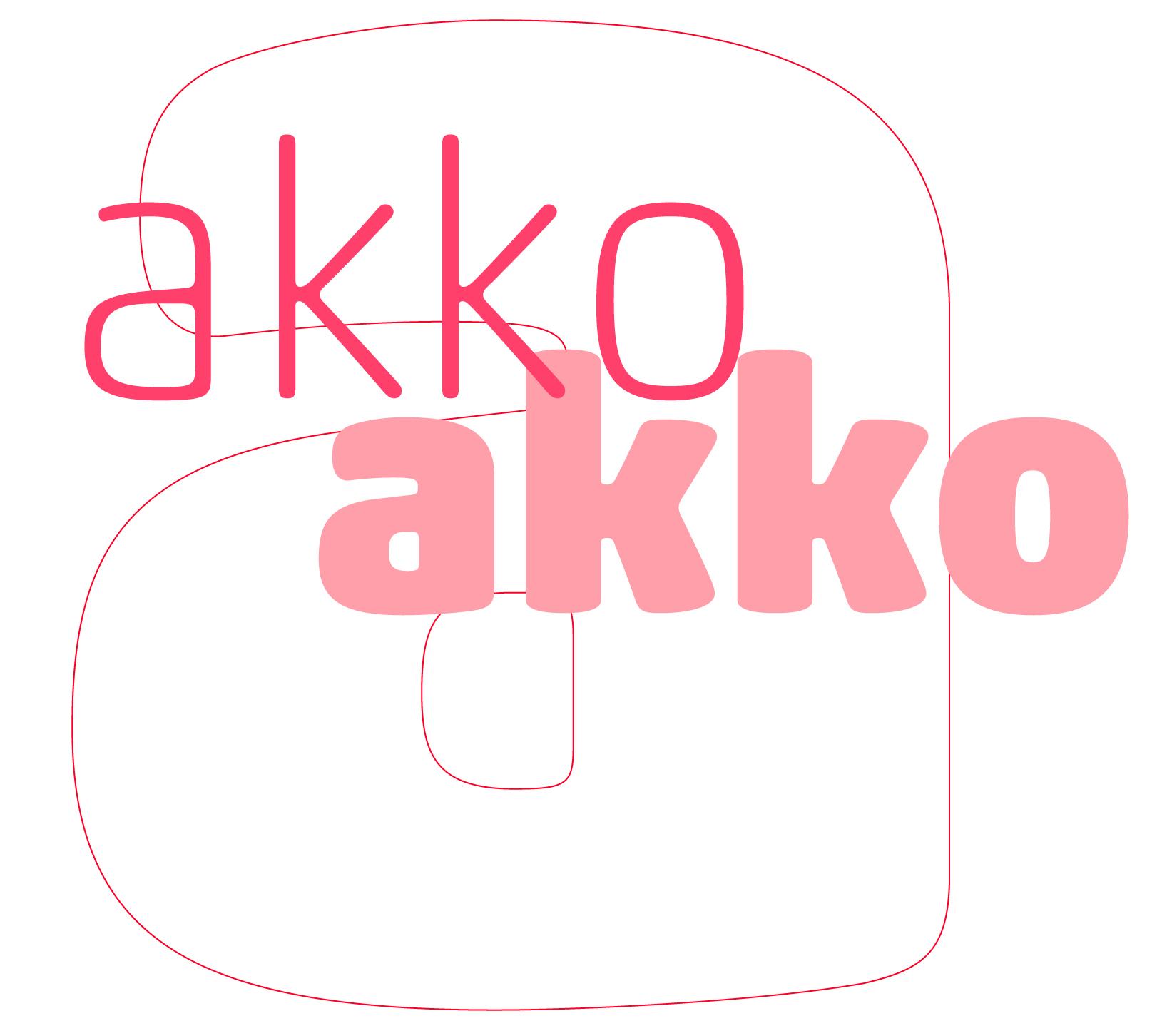 新フォント Akko デビュー!_e0175918_20372975.jpg