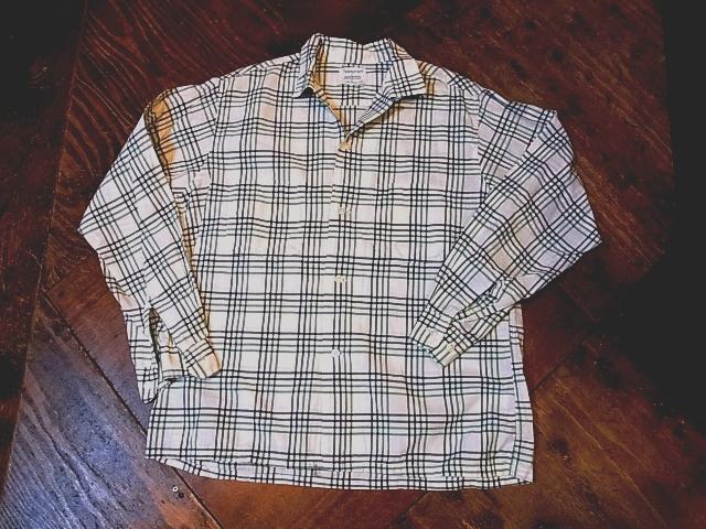 5/3(火)入荷! 60\'S Penny\'s TOWN CRAFTシャツ!_c0144020_21322723.jpg