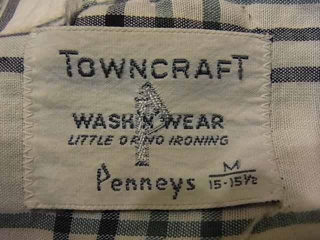 5/3(火)入荷! 60\'S Penny\'s TOWN CRAFTシャツ!_c0144020_21323197.jpg