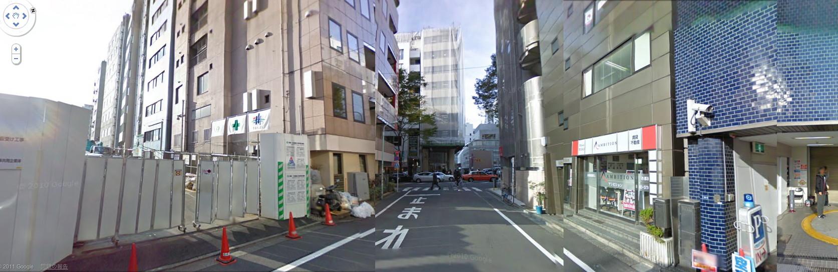 銀座線はどこで地下に潜るか。渋谷現地レポ2011.05_c0070938_1125212.jpg